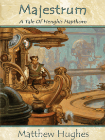 Majestrum: A Tale of Henghis Hapthorn
