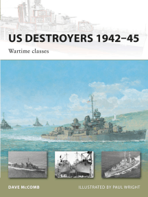 US Destroyers 1942–45: Wartime classes
