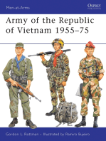 Army of the Republic of Vietnam 1955–75
