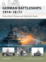 German Battleships 1914–18 (1)