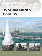 US Submarines 1900–35