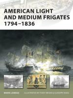 American Light and Medium Frigates 1794–1836