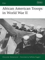 African American Troops in World War II