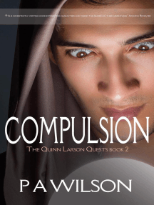 Compulsion: The Quinn Larson Quests, #2