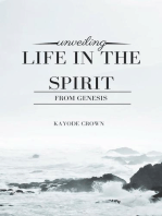 Unveiling Life in the Spirit From Genesis