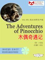 The Adventures of Pinocchio木偶奇遇记(ESL/EFL英汉对照简体版)
