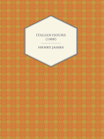 Italian Hours (1909)