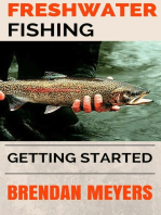 Freshwater Fishing - Getting Started