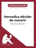 Veronika décide de mourir de Paulo Coelho (Fiche de lecture)