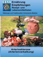 Ernährung bei Arteriosklerose