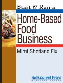 Start & Run a Home-Based Food Business