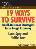 19 Ways to Survive in a Tough Economy