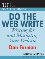 Do the Web Write