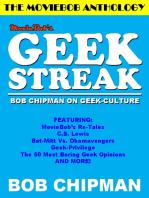 Moviebob's Geek Streak