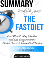 Michael Mosley & Mimi Spencer's The FastDiet