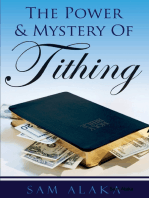 The Power & Mystery of Tithing