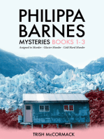 Philippa Barnes Mysteries Books 1