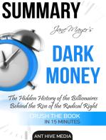 Jane Mayer's Dark Money