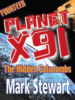 Planet X91 The Hidden Catacombs