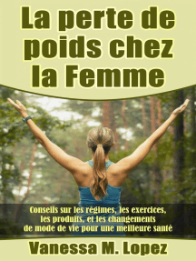 La Perte De Poids Chez La Femme