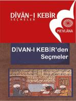 Divan-ı Kebir'den Seçmeler1