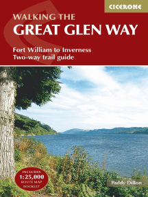 The Great Glen Way: Fort William to Inverness Two-way trail guide
