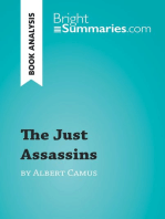 The Just Assassins by Albert Camus (Book Analysis)