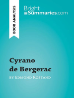Cyrano de Bergerac by Edmond Rostand (Book Analysis)