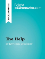 The Help by Kathryn Stockett (Book Analysis)