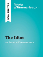 The Idiot by Fyodor Dostoyevsky (Book Analysis)