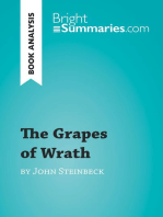 The Grapes of Wrath by John Steinbeck (Book Analysis)