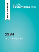 1984 by George Orwell (Book Analysis)