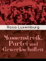 Massenstreik, Partei und Gewerkschaften