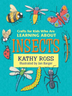 Crafts for Kids Who Are Learning about Insects