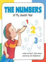 The Numbers of My Jewish Year