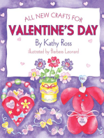 All New Crafts for Valentine's Day