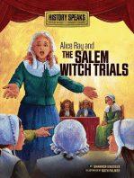 Alice Ray and the Salem Witch Trials
