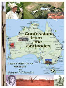 Confessions from the Antipodes