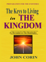 The keys to Living in The Kingdom