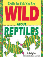 Crafts for Kids Who Are Wild About Reptiles