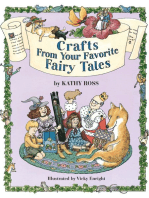 Crafts from Your Favorite Fairy Tales