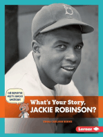 What's Your Story, Jackie Robinson?