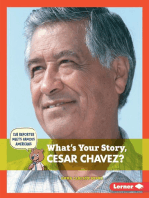 What's Your Story, Cesar Chavez?