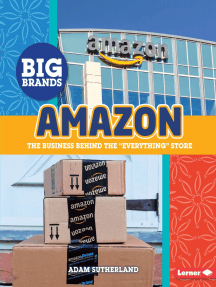 """Amazon: The Business behind the """"Everything"""" Store"""