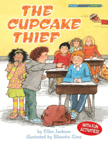 The Cupcake Thief: Justice System