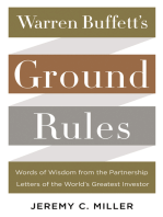 Warren Buffett's Ground Rules