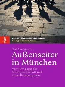 Außenseiter in München: Vom Umgang der Stadtgesellschaft mit ihren Randgruppen
