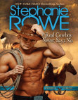 A Real Cowboy Never Says No (Wyoming Rebels): Wyoming Rebels, #1