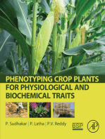 Phenotyping Crop Plants for Physiological and Biochemical Traits