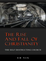The Rise and Fall of Christianity